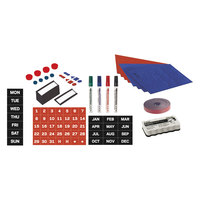MasterVision KT1416 Standard Magnetic Board Accessory Kit