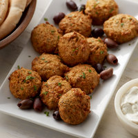 Spring Glen Fresh Foods 1 oz. Fried Falafel Cakes - 84/Case