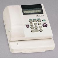 MAX EC70 14-Digit Electronic Checkwriter