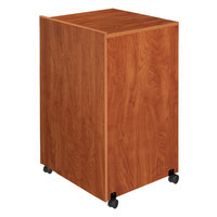 Oklahoma Sound 112CH Wild Cherry Finish Host Stand Base