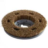 Minuteman 170010 17 inch Union Mix Woodback Brush for 17 inch Front Runner Floor Cleaning Machine