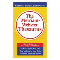 Merriam-Webster MER850 800 Page Thesaurus