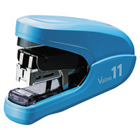 MAX HD11FLKBE 35 Sheet Blue Flat-Clinch Light Effort Stapler