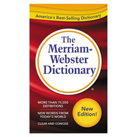 Merriam-Webster 2956 Paperback 960 Page 11th Edition English Dictionary