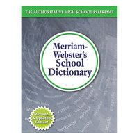 Merriam-Webster 6800 Hardcover 1280 Page Grades 9 - 11 School English Dictionary
