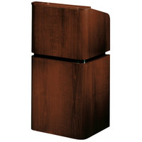 Oklahoma Sound 910/901MY/WT Mahogany / Walnut Finish Floor Host Stand