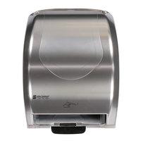 San Jamar T8370SS Hybrid Summit Stainless Steel Look Hands Free Paper Towel Dispenser
