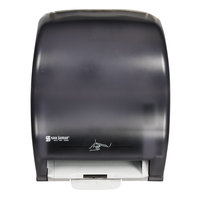 San Jamar T8300TBK Hybrid Classic Black Pearl Hands Free Paper Towel Dispenser