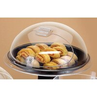 Cal Mil 150-10 Lift & Serve Gourmet Sample / Pastry Tray Cover 10 inch