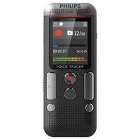 Philips DVT2510 Voice Tracer Black 8 GB Digital Recorder