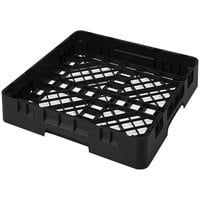 Cambro BR258110 Black Camrack Full Size Open Base Rack