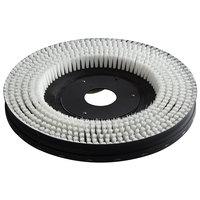 Minuteman 7943-01 17 inch White Light / Medium-Duty Disc Brush with Aqua-Stop for E17 Disc Brush Scrubber