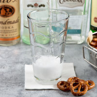 Anchor Hocking 90055 Swirl 16 oz. Cooler Glass - 24/Case