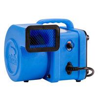 B-Air FX-1 Flex Blue Mini Commercial Air Mover - 1/4 hp