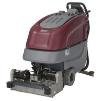 Minuteman E24 E-Series 24 inch Walk Behind Battery Operated Cylindrical Scrubber