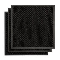 B-Air AS-ACF 3 Pack Activated Carbon Filter for RA-650