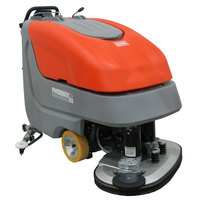 Minuteman E33 E-Series 33 inch Walk Behind Battery Operated Compact Disc Brush Scrubber