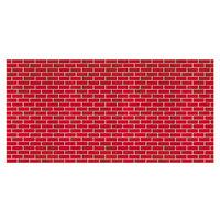 Pacon 56475 Fadeless 48 inch x 50' Brick Bulletin Board Paper