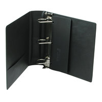 Samsill 17780 Top Performance DXL Black Heavy-Duty Binder with 3 inch D Rings