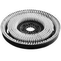 Minuteman 99783610 White Medium-Duty Disc Brush with Aqua-Stop for E33 Disc Brush Scrubber