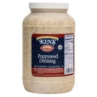 Ken's Foods 1 Gallon Poppyseed Dressing