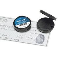BaumGartens 38010 Black Fingerprint Pad