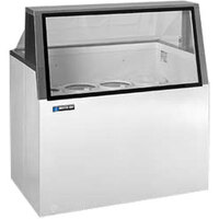 Master-Bilt DD-88L Ice Cream Dipping Cabinet Low Glass - 22.5 Cu. Ft.