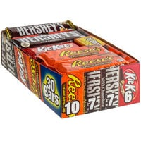 HERSHEY'S® Chocolate Full Size Candy Bar Variety Pack - 30 Count