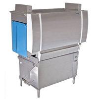 Jackson Crew 44 Conveyor Low Temperature Dishwasher - Right to Left, 208V, 3 Phase
