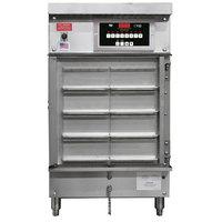 Winston Industries HA8503-08-PT CVAP Half Size Pass Thru Holding Cabinet - 8 Universal Bins, 120V