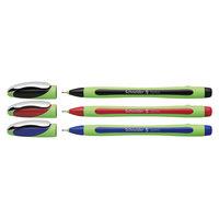 Stride 190093 Schneider Xpress Fineliner Assorted Ink with Assorted Barrel 0.8mm Porous Stick Pen - 3/Pack