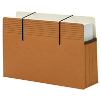 Smead 74228 14 3/4 inch x 9 1/2 inch Legal Size Redrope File Pocket - 25/Box