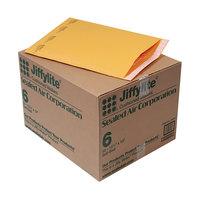 Jiffylite 39097 19 inch x 12 1/2 inch Self Seal #6 Kraft Mailer - 100/Case