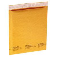 Jiffylite 39093 12 inch x 8 1/2 inch Self Seal #2 Kraft Mailer - 100/Case