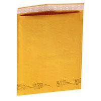 Jiffylite 39095 14 1/2 inch x 9 1/2 inch Self Seal #4 Kraft Mailer - 100/Case