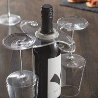 Franmara 8545 Mighty 4 Stemware and Wine Bottle Carrier