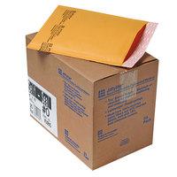Jiffylite 10185 10 inch x 6 inch Self Seal #0 Kraft Mailer - 25/Case