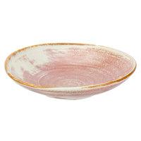 Bon Chef 2000040P Tavola Blush 32 oz. Porcelain Salad / Pasta Bowl - 12/Pack