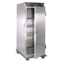 Cres Cor H-137-S-96-BC Heated Banquet Cabinet One Door - 120V