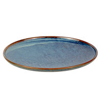 Bon Chef 2100022P Tavola Marea 11 inch Porcelain Dinner Plate - 12/Pack