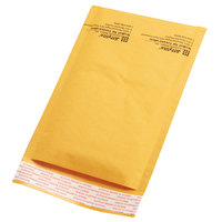 Jiffylite 39091 10 inch x 5 inch Self Seal #00 Kraft Mailer - 250/Case