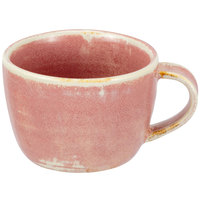 Bon Chef 2000051P Tavola Blush 6.8 oz. Porcelain Coffee Cup - 12/Pack