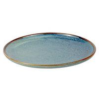 Bon Chef 2100021P Tavola Marea 10 1/4 inch Porcelain Dinner Plate - 12/Pack