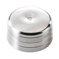 Mercer Culinary M37039-CAP Barfly Stainless Steel 24 oz. Shaker Cap