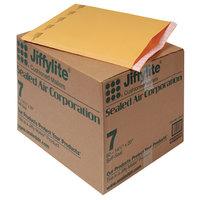Jiffylite 39098 20 inch x 14 1/4 inch Self Seal #7 Kraft Mailer - 50/Case