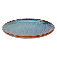 Bon Chef 2100020P Tavola Marea 8 inch Porcelain Salad Plate - 12/Pack