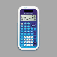 Texas Instruments TI-34 Multiview 16-Digit LCD Scientific Calculator