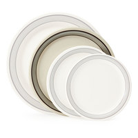 GET NP-9-CA 9 inch Diamond Cambridge Narrow Rim Plate - 24/Case