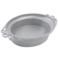 Bon Chef 2102P Bolero 8 Qt. Pewter-Glo Cast Aluminum Bowl