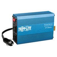 Tripp Lite PV375 PowerVerter Blue 375W Inverter 12V DC Input / 120V AC Output with 2 Outlets